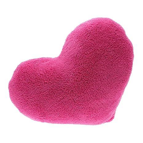 Amazon.com: VANKER 1pc Pink- caliente suave Amor Forma De ...