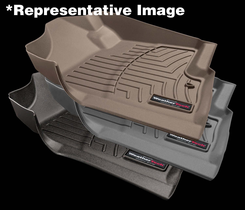 Tan 2915143 Custom Fit Car Mat 4PC PantsSaver