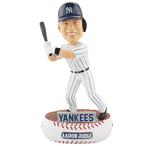 66c3b312e7c Forever Collectibles Aaron Judge New York Yankees Players Weekend - All Rise  Bobblehead MLB