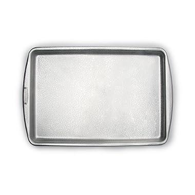 Doughmakers 10311 Jelly Roll Commercial Grade Aluminum Bake Pan 10 x 15