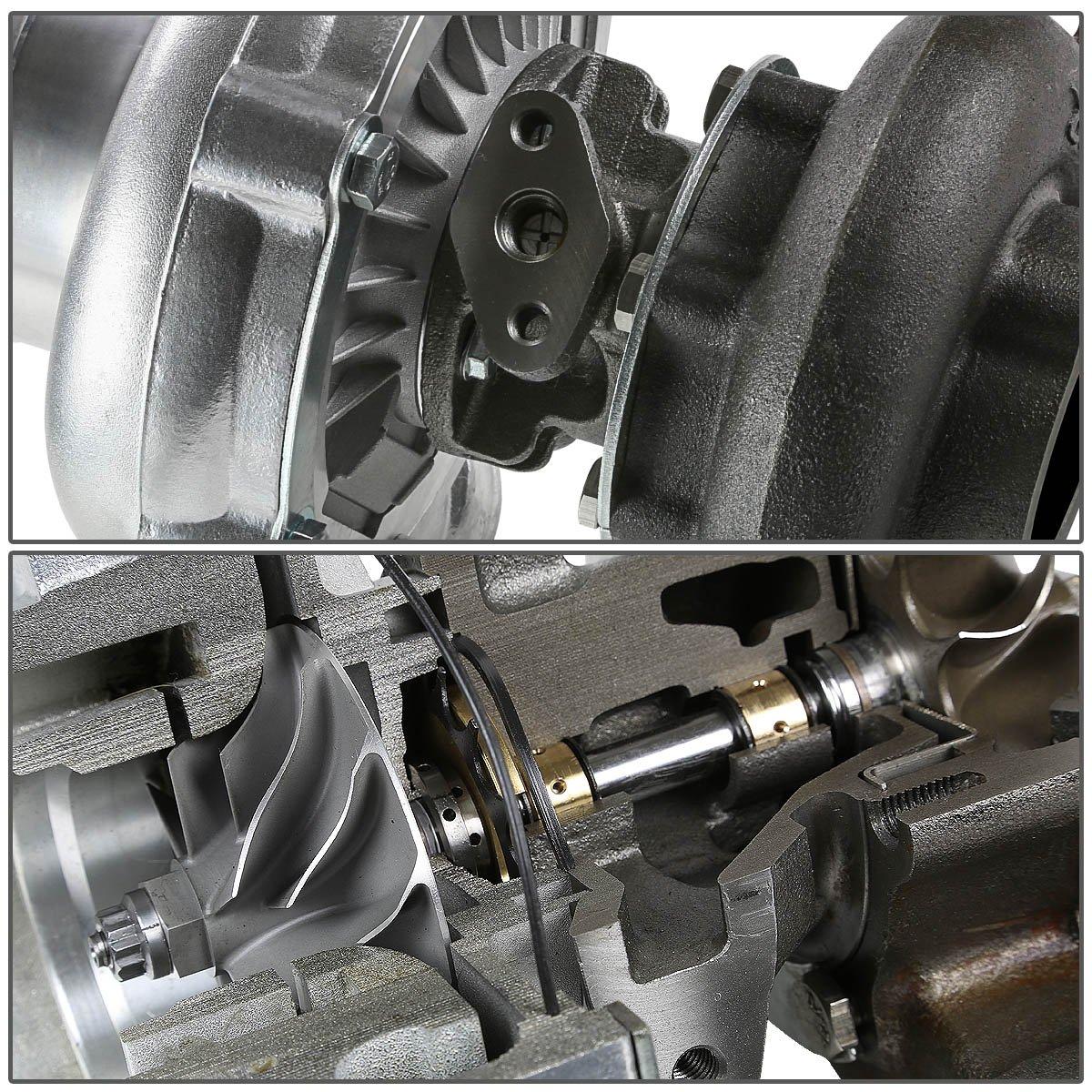 Para Nissan Skyline R33 GTR/R34 - RB20/RB25 det TD06 25 G Turbocompresor turbina a/R .50: Amazon.es: Coche y moto
