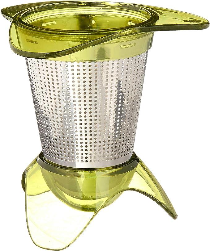 4 Piezas Filtro T/é de Mango Largo Filtros en Forma Bola Colador T/é Hojas Sueltas Malla Filtro Bola Infusor Malla T/é Colador Infusor t/é en Forma Bola con Mango para t/é Coffee Suelto Herb Spice