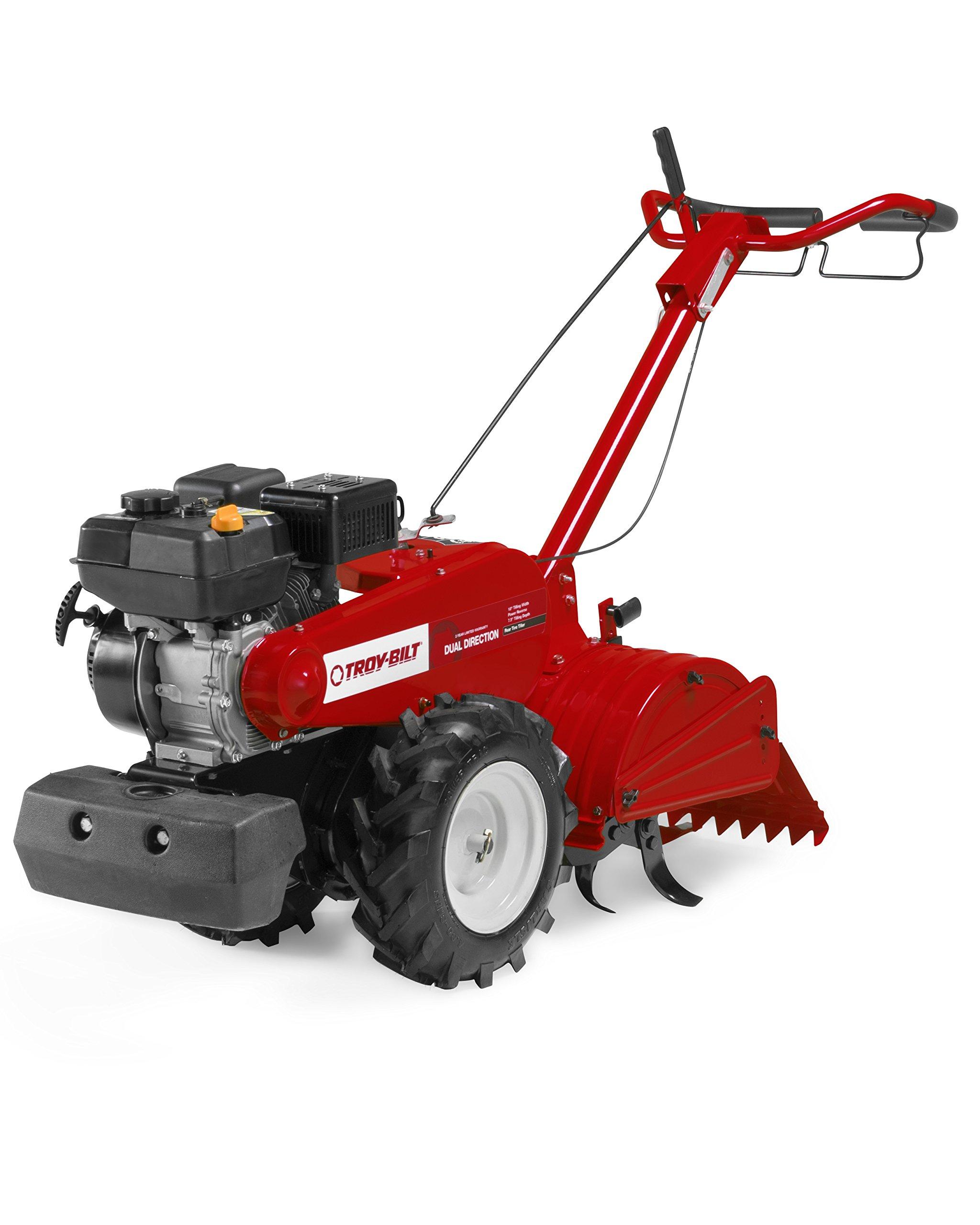 Troy-Bilt 21AB45M8766 450 Series Tiller Cultivator, Red