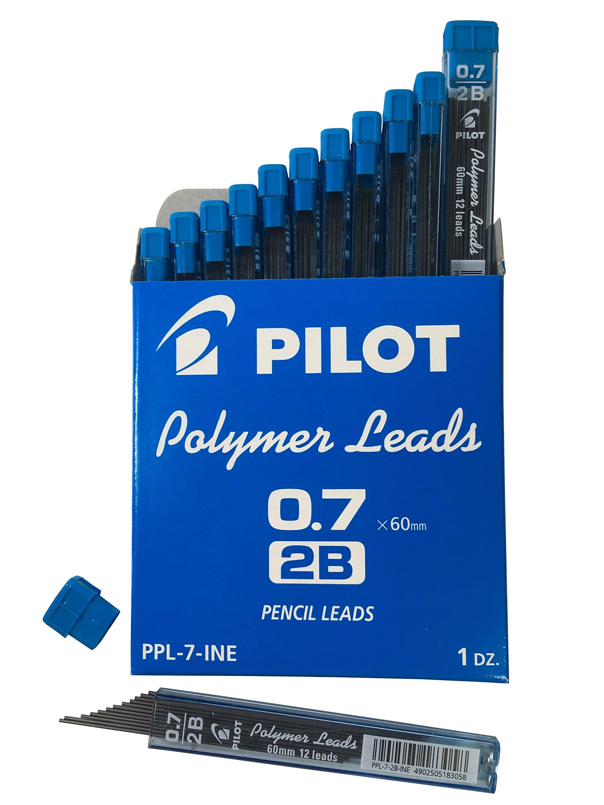 Pilot 144 Minas (12 Tubos) 0.7mm 2B