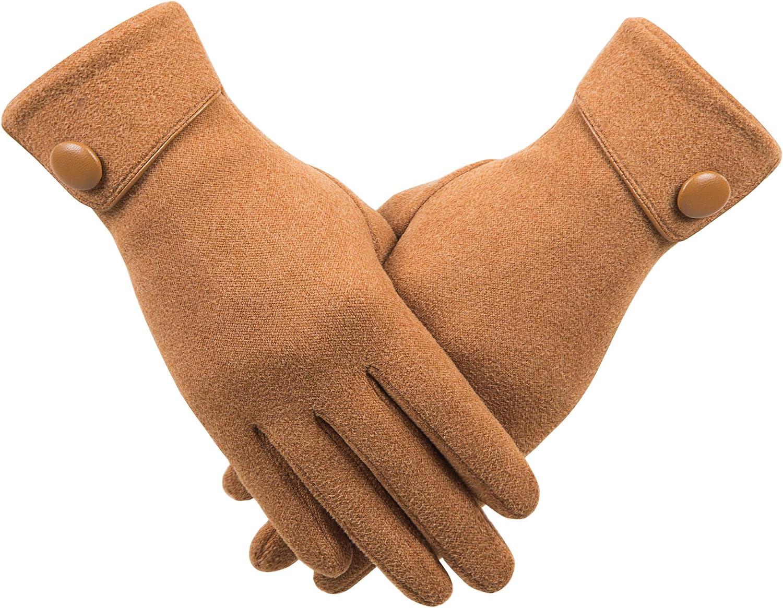 Winter Warm Touchscreen...