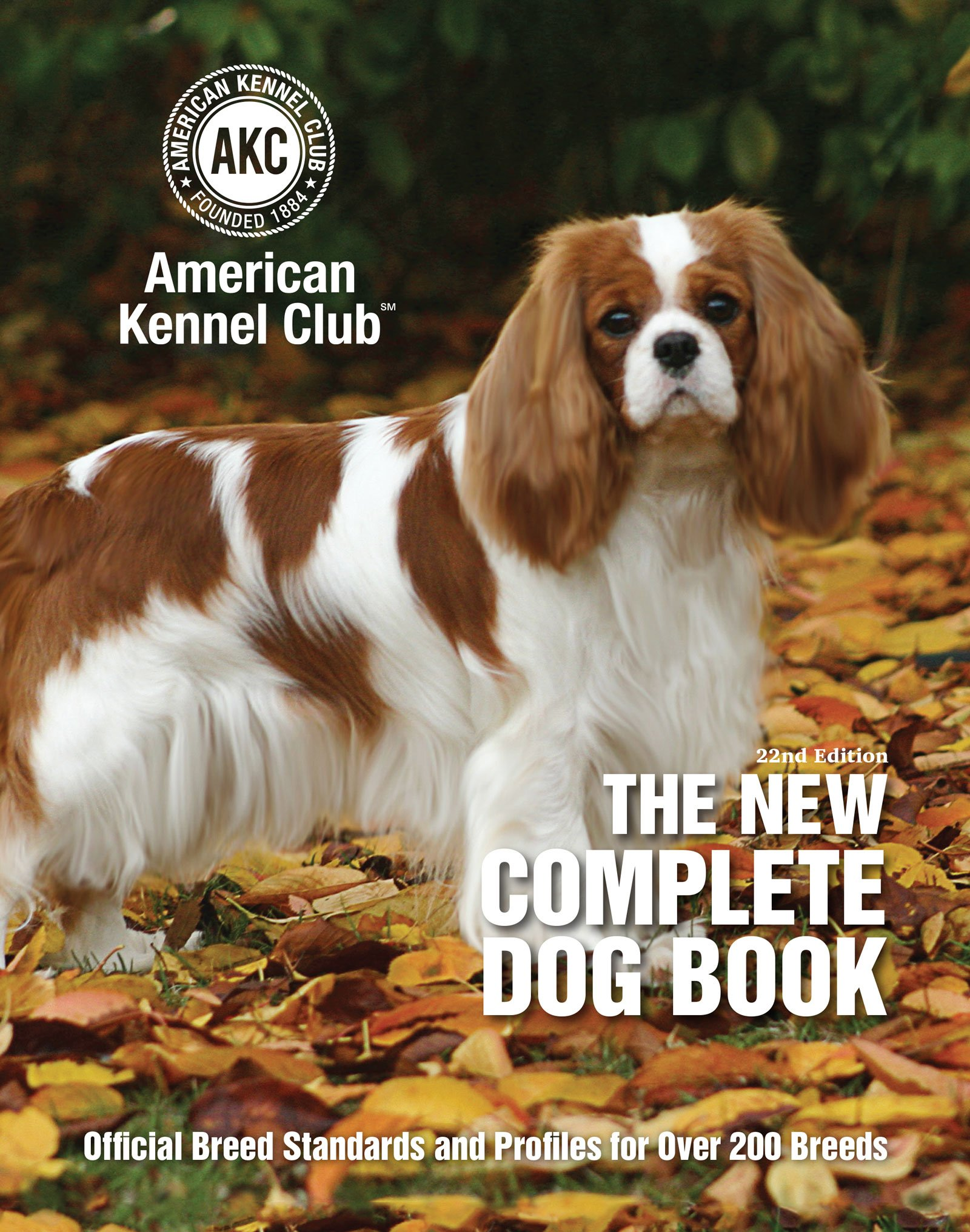 New Complete Dog Book Standards product image