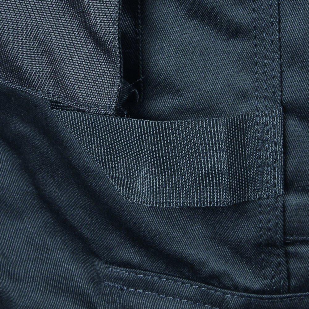 30 cm 7640630 Uomo Pantaloni extra-corto-Black Blackrock