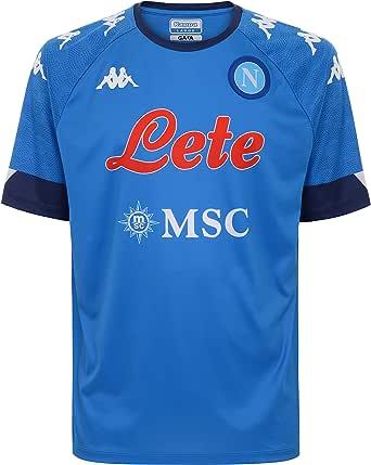 SSC NAPOLI Camiseta Réplica Casa 2020/21 Camiseta réplica Home 2020/21 Unisex Adulto