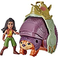 Disney Raya and the Last Dragon Raya and Tuk Tuk, Doll for Girls and Boys, Toy for Kids Ages 3 and Up, No Batteries…