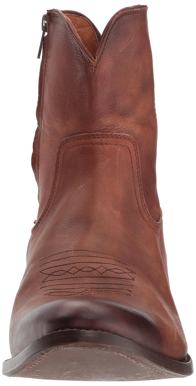 FRYE Mens Austin Inside Zip Western Boot