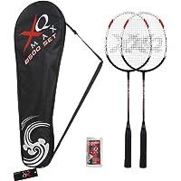 XQ Max B500 Set de 2 raquettes de badminton