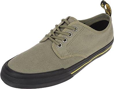 Dr. Martens Herren Schuhe Pressler Low Cut Canvas Sneaker Sneaker