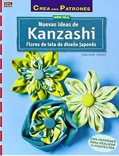 Nuevas ideas de Kanzashi : flores de tela de diseño japonés
