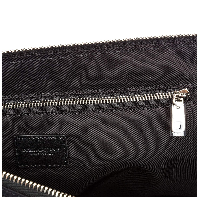 Dolce/&Gabbana men document holder nero BP269AAU786HNR18