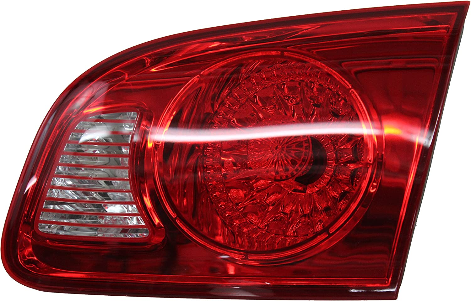 Genuine Hyundai Parts 92402-2D200 Passenger Side Taillight Assembly