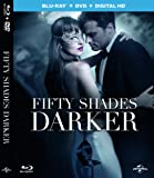 Fifty Shades Darker Unmasked Edition BD + Digital Copy [Blu-ray] [2017]