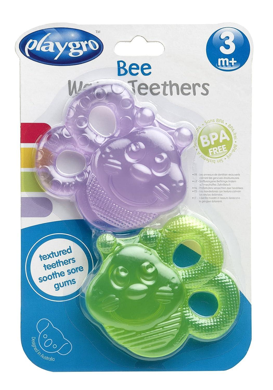 Playgro Mordedor refrigerante forma de abeja unidades