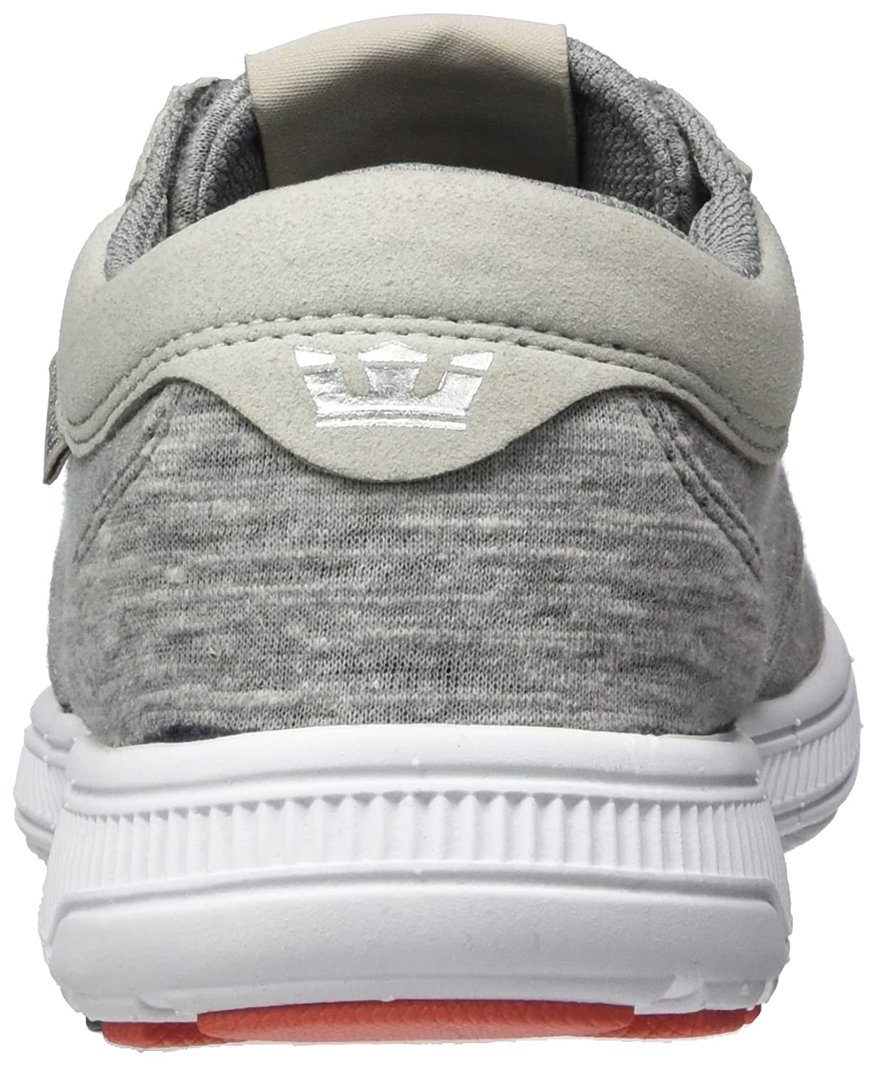 Supra Men's Hammer 8 Run Skate Shoe B01IFN5T3G 8 Hammer B(M) US|Grey/White b5b6dc