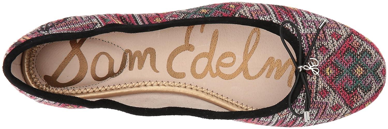 Sam Edelman Women's Felicia Ballet US|Red/Multi Flat B076JJ6Z89 8.5 B(M) US|Red/Multi Ballet 0f4204