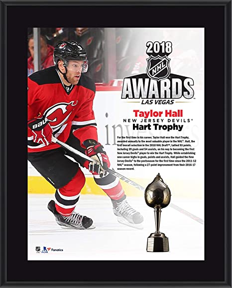 79884f62a Image Unavailable. Image not available for. Color  Taylor Hall New Jersey  Devils ...