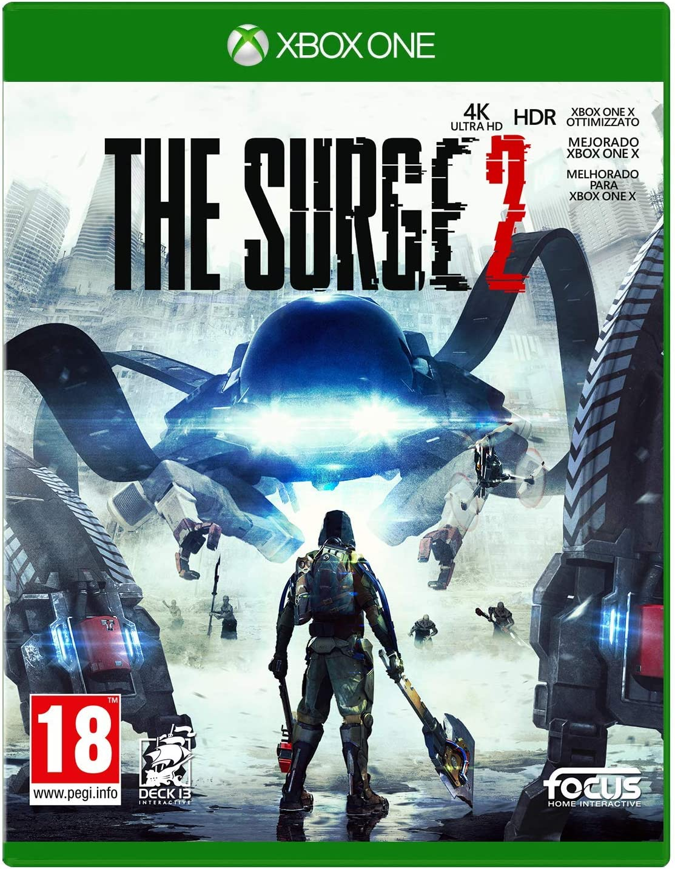 The Surge 2 (Xbox One): Amazon.es: Videojuegos