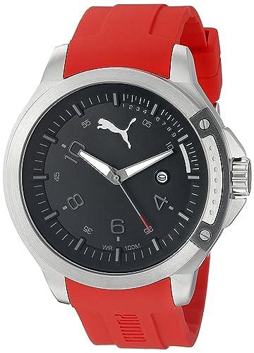 67657e1fa Puma Time PU104011003 - Reloj de Cuarzo para Hombre  Amazon.es  Relojes