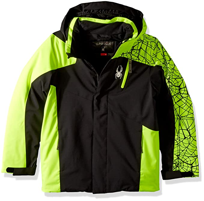 Spyder Boys Guard Ski Jacket