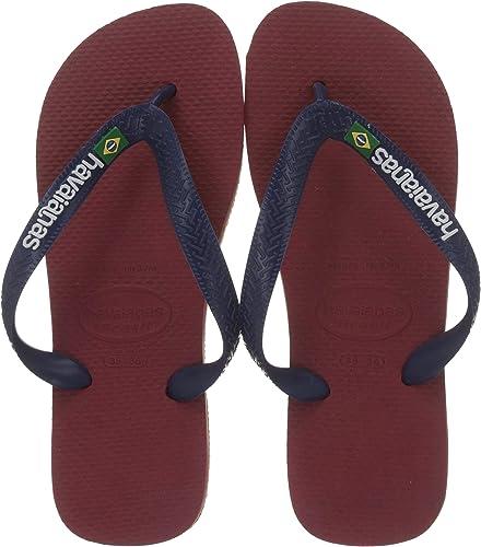 Havaianas Brasil Logo, Chanclas para Unisex Niños: Havaianas: Amazon.es: Zapatos y complementos
