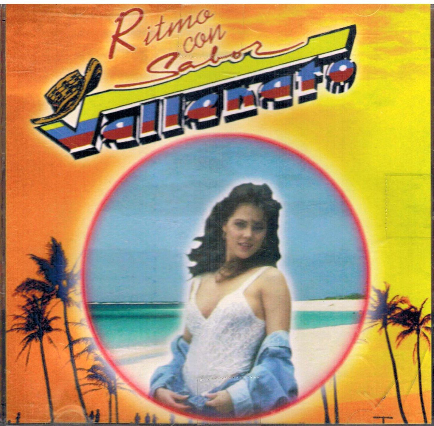 Sabor Vallenato (Ritmo Con Sabor) CDLB-008 by Discos DLB