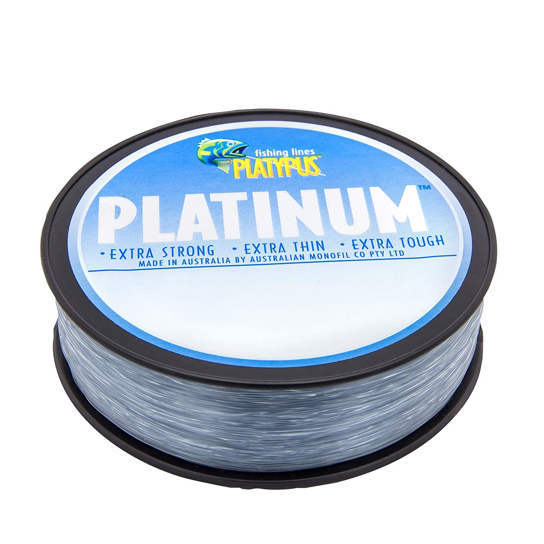 Platypus Platinum – World s Best Fishing Line Since 1898 Grey