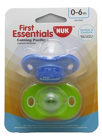 Gerber First Essentials Calming Pacifier (Blue)
