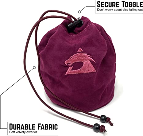 Dundra Multipocket Dice Bag