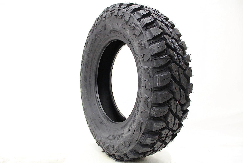 Mastercraft Courser MXT Mud-Terrain Tire - LT265/70R17 10ply