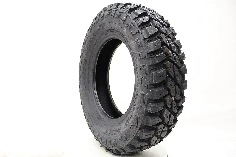 Mastercraft Courser MXT Mud Terrain Radial Tire - 265/70R17 121Q