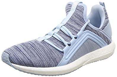 36264730572387 Puma Women s Mega NRGY Heather Knit WNS Cerulean-Peacoat Running Shoes-6 UK