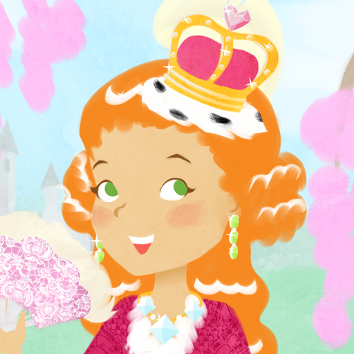 w- Dress Up a Royal Princess Paper Doll Dressup Game for Girls! ()