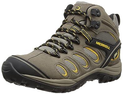 Merrell Chameleon 5 Mid Ventilator Gore-Tex®, Men's Trekking and Hiking  Boots,