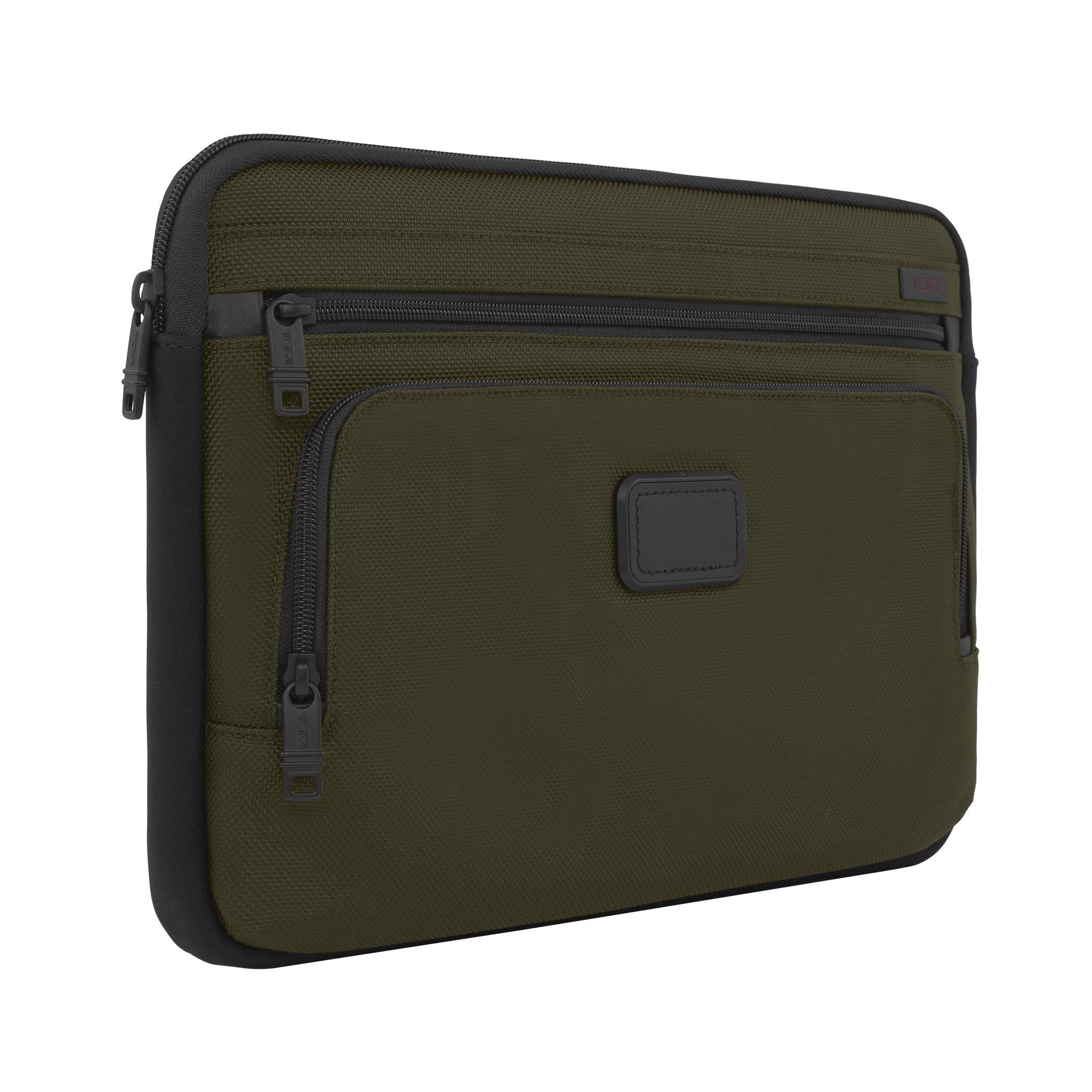 TUMI Laptop Cover for 13'' Laptops - Ballistic Nylon Olive by Incipio (Image #3)