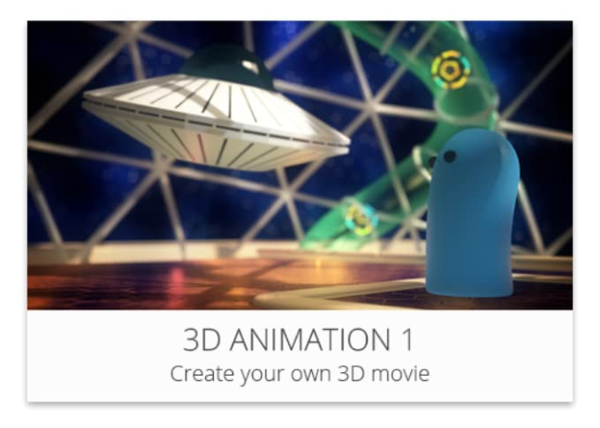 Amazon com: 3D Animation 1 [Online Code]: Software