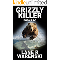 Grizzly Killer Box Set (Volumes 1-5)