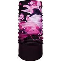 Buff Hatay Tubular Windproof, Mujer, Pink, Talla única