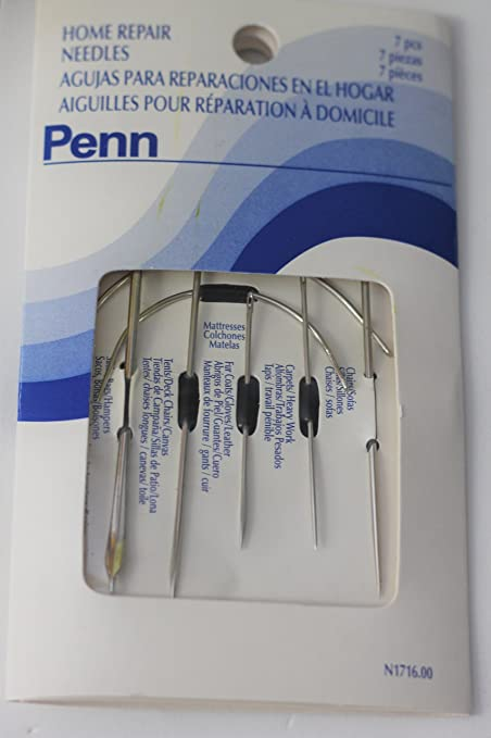 Amazon.com: Pack 7 different of useful household needles