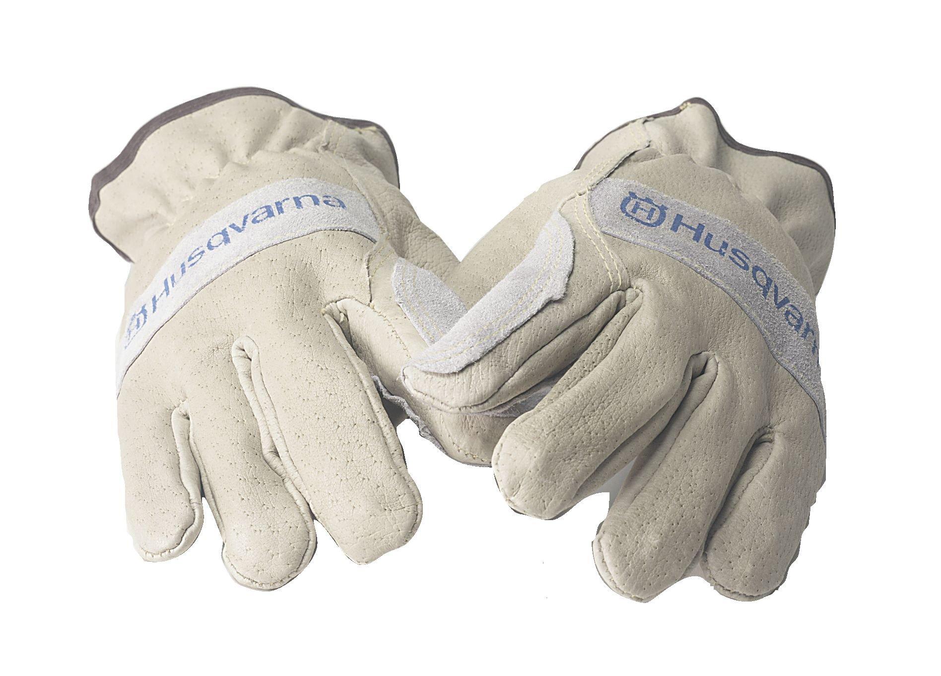 Husqvarna 531300273 Xtreme Duty Work Gloves, Medium