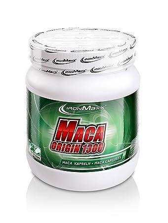 ironmaxx maca origin 1300 260 kapseln