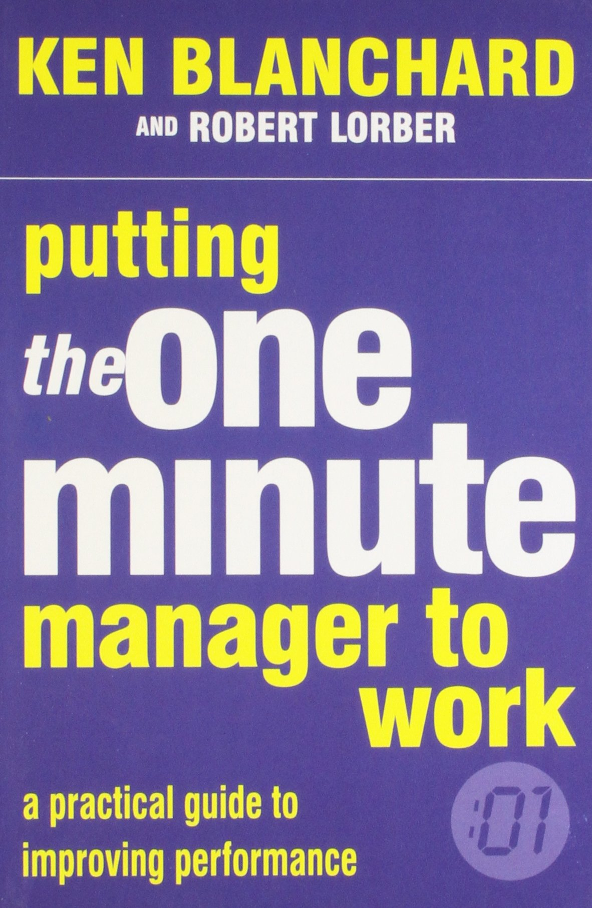 Putting the One Minute Manager to Work PDF