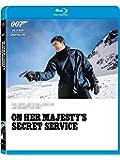 On Her Majesty's Secret Service Blu-ray