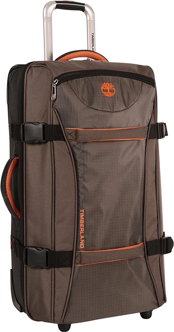Timberland wheeled duffle bag