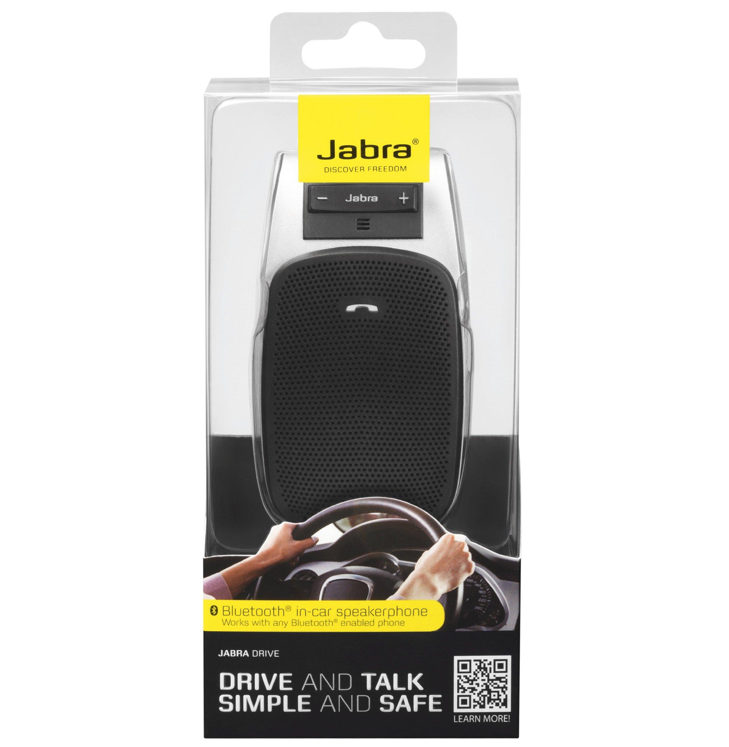 Jabra Drive Bluetooth In-Car Speakerphone (U.S. Retail Packaging) by Jabra (Image #4)