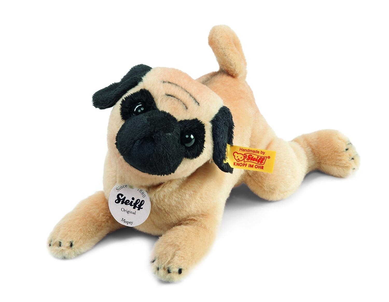 Steiff Little Friend Mopsy Pug Soft Plush Pet And Farm Animals