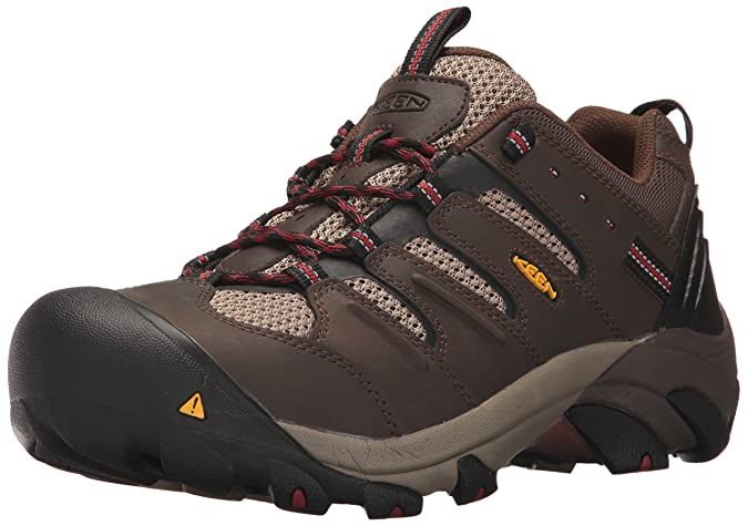 Amazon.com: KEEN Utility Mens Lansing Low Industrial & Construction Shoe: Shoes